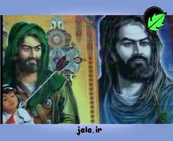 استفاده از تمثالهای کشیده شده مختلف و منسوب به امامان